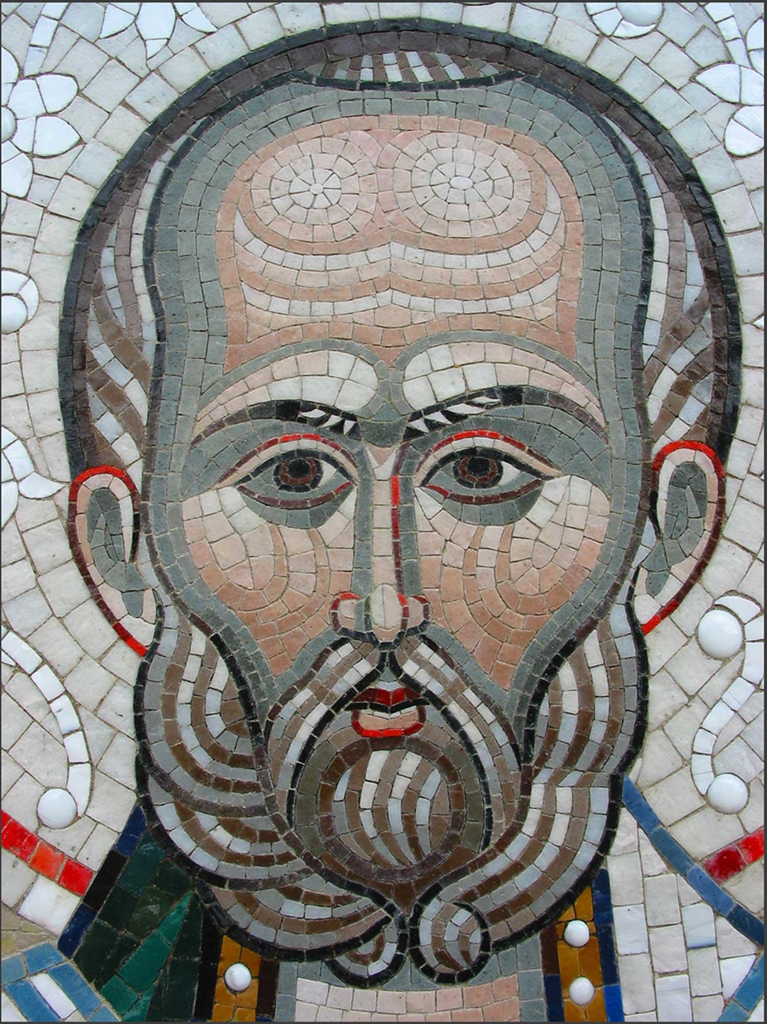 Икона из мозаики своими руками 74